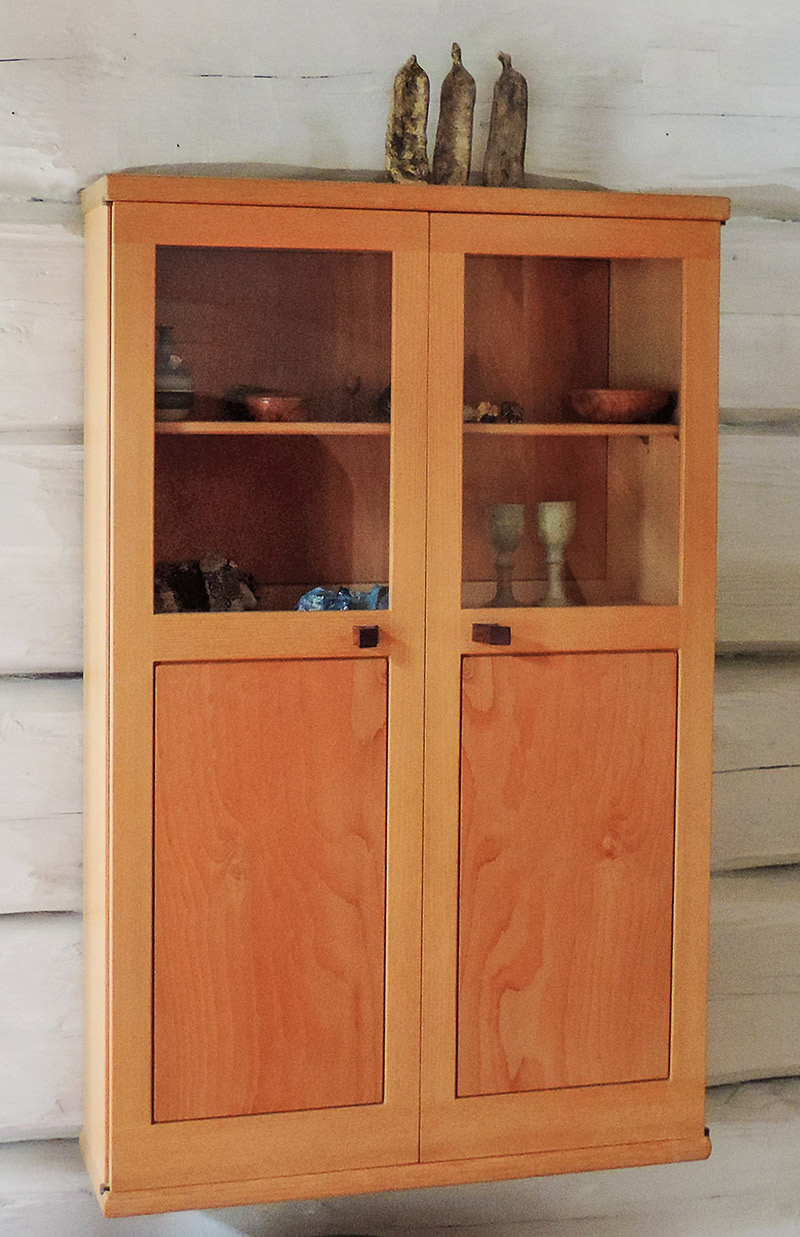 Pear Wall Cabinet