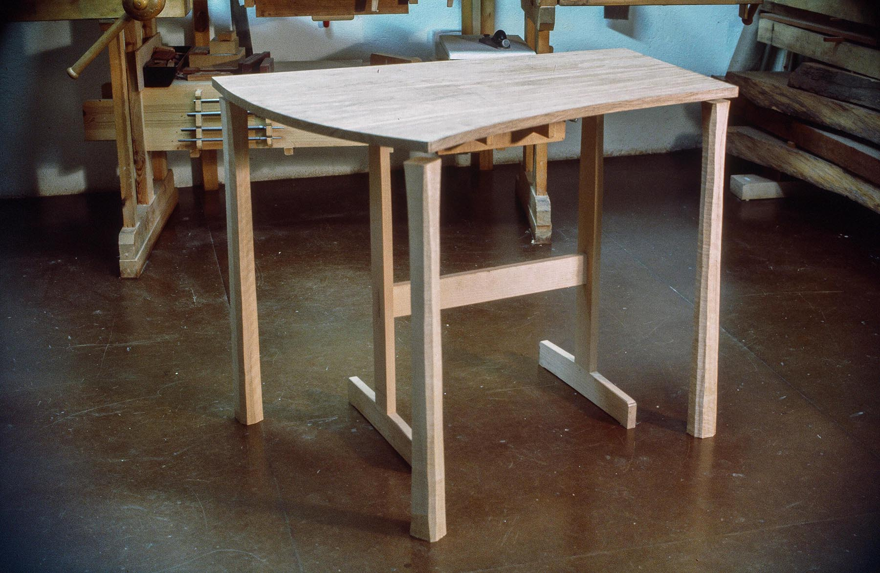 Writing Table Construction